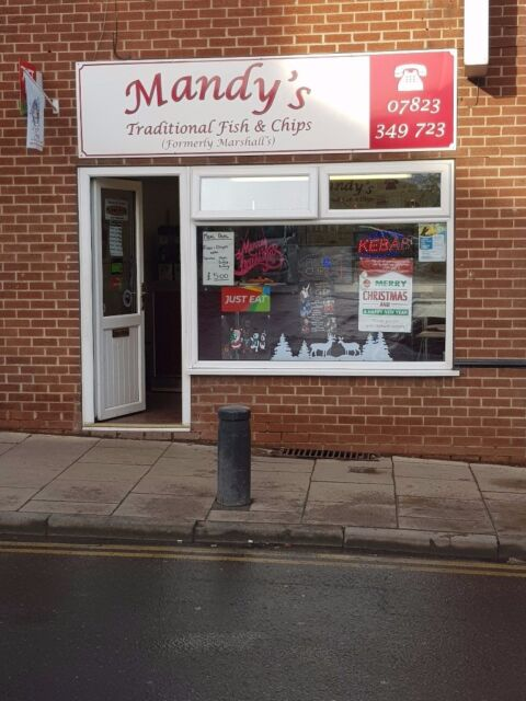 Mandys Tradition Fish And Chips Normanton Town In Normanton West Yorkshire Gumtree