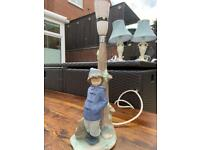 Vintage rare ladro nao lamp £10