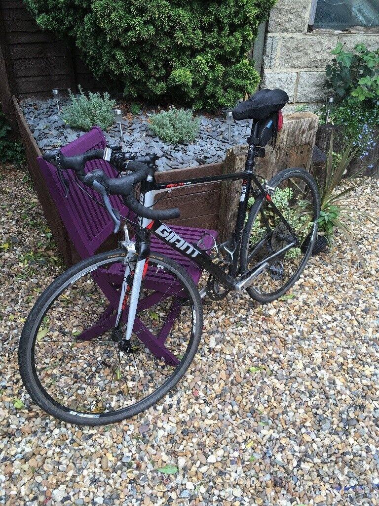 Men's Road Bike - Giant Defy 5 Defy Aluxx 2015