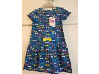 Lovely Girl's John lewis dress new with tag 4years £10
