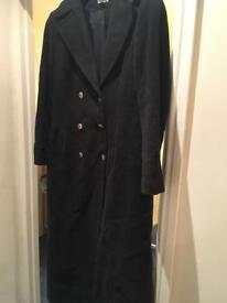 Etam size 16 winter wool coat