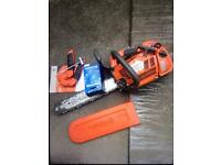 Husqvarna chainsaw T540XP