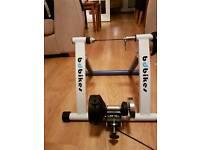 Cycle indoor trainer