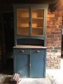 Vintage 1950's Kitchen Larder/Dresser unit -Restoration Project