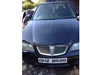 2004 Rover 45 Club