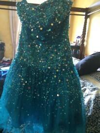 Crystal Breeze Prom Dress