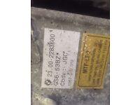 Bmw M3 E90/E92/E93 2011 6 9000 Miles Speed Manual Gearbox JGC Breaking