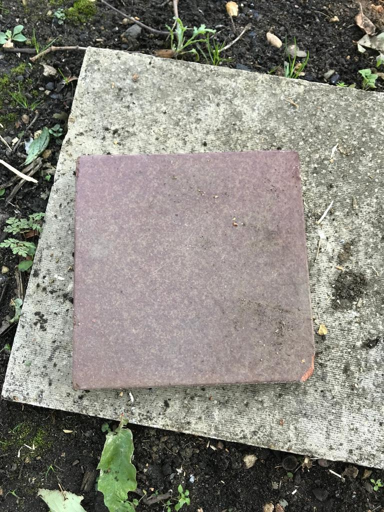Red Quarry Tiles 9 X Inches
