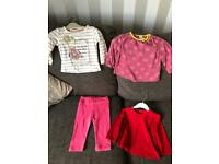 Girls clothes age 6-9 months