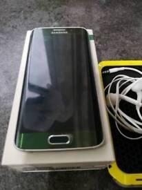 Samsung Galaxy S6 edge 32gb in perfect condition