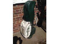 Golf Clubs & Bag - Macgregor
