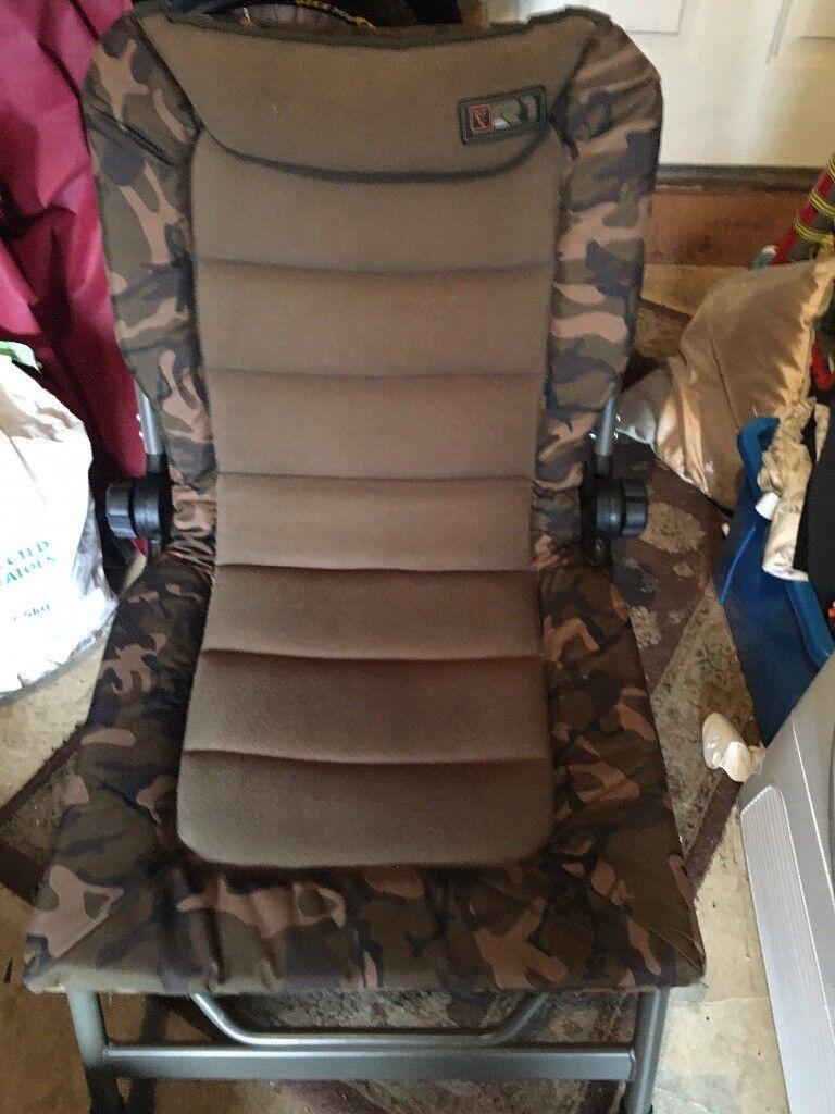 Fox carp chair