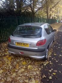 Peugeot 206 in great conditions