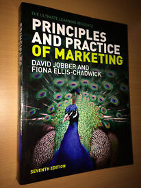 Principles and Practice of Marketing book