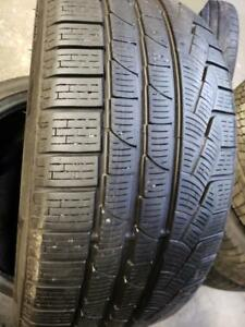 1 winter tire pirelli sottozero 205/55r16