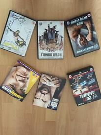 WWE DVD including John Cena, The Big Show and Royal rumble