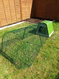 Omlet Eglu Go Rabbit Hutch