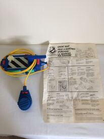 VINTAGE GHOSTBUSTERS GHOST TRAP ACTION TOY