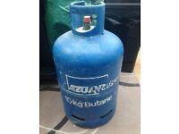 FREE Calor Gas 15kg Bottle/Cylinder