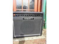 HIWATT LEAD 50R Vintage all valve guitar amp