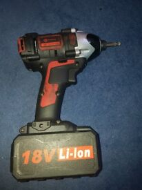Parker impact drill