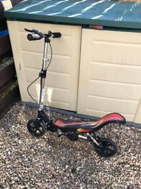 Space scooter for age 8+