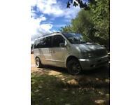 Mercedes V Class V220 Vito Mk 1 like Transporter 7 Seats Van