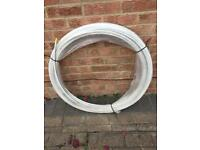 10mm plastic barrier heating/water pipe
