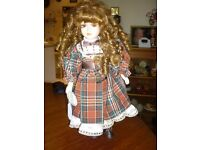 dress collectable doll