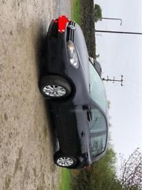 VW Golf mk6 black 2012 1.6tdi bluemotion
