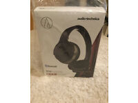 Audio-Technica ATH-AR3BT Wireless Headphones - BNIB