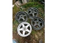 Alloy wheels 4x100 4x114