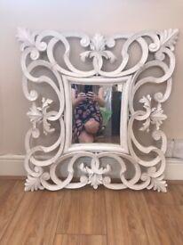 Mirror Shabby Chic