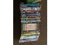 Kids DVD bundle including Disney