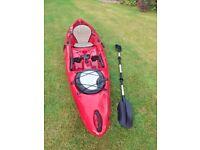 Mantaray 12 Fishing Kayak