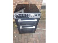 Hotpoint creda 60 cm electric cooker