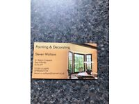 Painter & decorator services