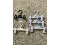 Free baby hangers