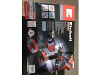 Einhell still & imoact driver Twin pack