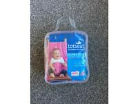 Tot seat portable highchair