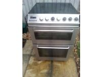 Electric double oven in good condition