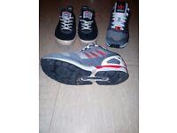 Adidas size 5.5uk converse size 5
