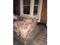 Stonehouse red bricks