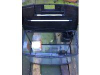 64 litre aquarium fish tank
