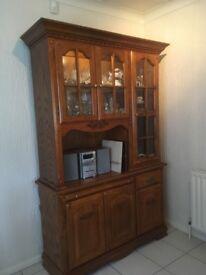 Italian Style Display Cabinet