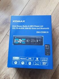 Brand New Car Stereo in box