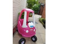 Little Tikes Cozy Coup Ride on - Used