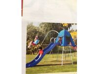 TP Outside Activity Climbing Frame with swing/slide