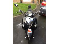 Scooter, lexmoto 125, good condition. 2014