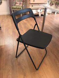 Ikea Nisse folding chairs
